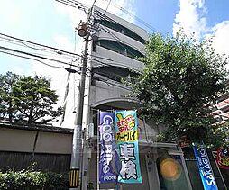 京都府京都市北区紫竹下高才町の賃貸マンションの外観