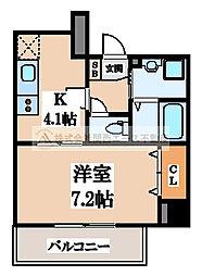 ボンボニエール[5階]の間取り