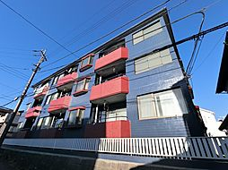千葉県千葉市若葉区西都賀2丁目の賃貸マンションの外観