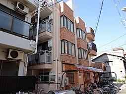 ロータリーマンション萱島[3階]の外観