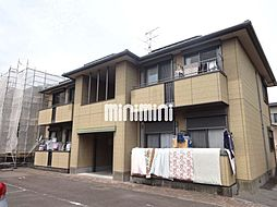 ペアハウスA・B[1階]の外観