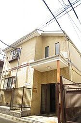 コーポ東六郷 bt[2階]の外観