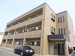 岡山県倉敷市中畝2丁目の賃貸マンションの外観
