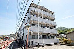 メルカード弐番館[3階]の外観