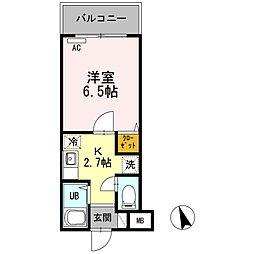 蛍茶屋駅 4.1万円