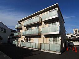 神奈川県相模原市南区上鶴間本町9丁目の賃貸アパートの外観