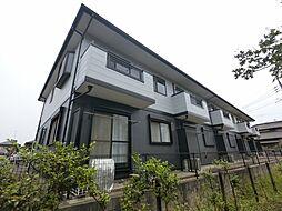 千葉県千葉市若葉区殿台町の賃貸アパートの外観