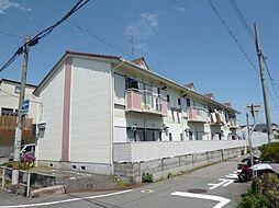 兵庫県西宮市若草町1丁目の賃貸アパートの外観