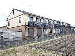 グリーンハイツ A棟[2階]の外観