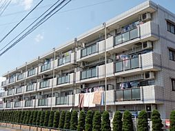 東京都練馬区西大泉6の賃貸マンションの外観