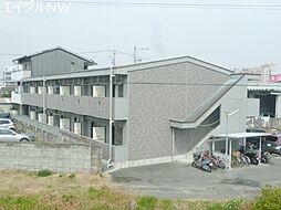 三重県松阪市末広町1の賃貸アパートの外観