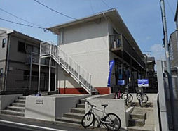千葉県浦安市堀江6の賃貸アパートの外観