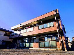 ベルシオン B棟[1階]の外観