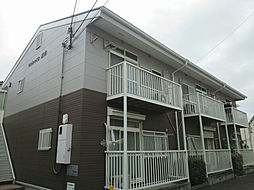 サンシャイン道井[2階]の外観
