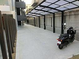 グランドューエ永和駅前[6階]の外観