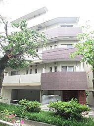 ガーデンハウス柿の木坂[2階]の外観