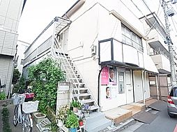 ゆたか荘[202号室]の外観