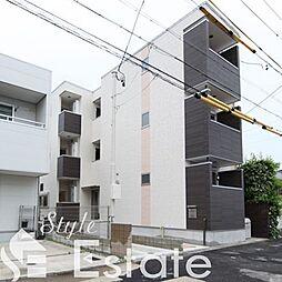 愛知県名古屋市中川区広住町の賃貸アパートの外観