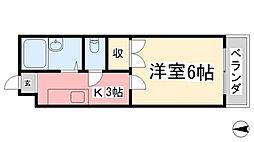 【敷金礼金0円!】オックスフォードサーカス山越
