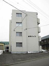 北海道滝川市緑町1丁目の賃貸マンションの外観