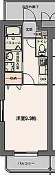 ソル・シエロ[2階]の間取り