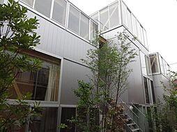 神奈川県川崎市高津区溝口5丁目の賃貸アパートの外観