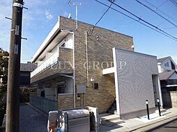リブリ・調布神代パーク[2階]の外観