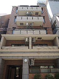 クオリアテラス門前仲町[2階]の外観
