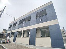 小田急小田原線 愛甲石田駅 徒歩8分の賃貸アパート