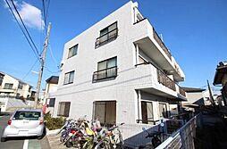 神奈川県海老名市国分寺台1丁目の賃貸マンションの外観