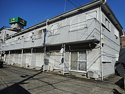クレール大倉山[102号室]の外観