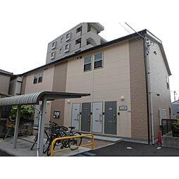 東京都葛飾区東立石4丁目の賃貸アパートの外観