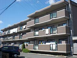 大阪府大東市赤井3丁目の賃貸マンションの外観