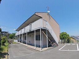 兵庫県西宮市上甲東園1丁目の賃貸マンションの外観