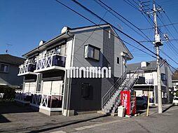 プチロジェ野沢B[2階]の外観