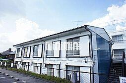 川本アパート[2階]の外観