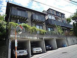 東京都板橋区前野町5丁目の賃貸アパートの外観
