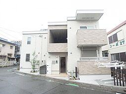 JR横浜線 橋本駅 徒歩13分の賃貸アパート