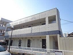 山口県下関市長府八幡町の賃貸アパートの外観