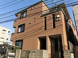 東京都練馬区早宮1丁目の賃貸マンションの外観