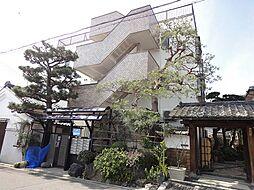 小華マンション[3階]の外観
