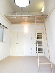 レオパレス武蔵新田[2階]の外観