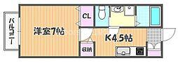 法界院駅 3.9万円