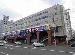 北海道札幌市白石区本通1丁目南の賃貸マンションの外観