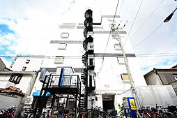 駒川エンビィハイツ[8階]の外観