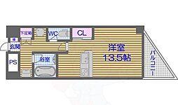 四天王寺前夕陽ヶ丘駅 8.3万円