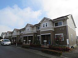 滋賀県東近江市桜川西町の賃貸アパートの外観