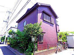 [一戸建] 東京都東村山市青葉町1丁目 の賃貸【/】の外観