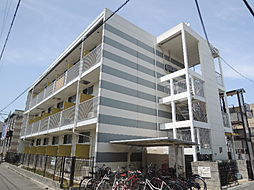大阪府大阪市生野区鶴橋2丁目の賃貸マンションの外観