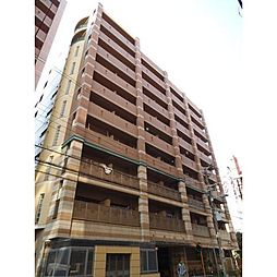 大阪府大阪市中央区瓦屋町3丁目の賃貸マンションの外観